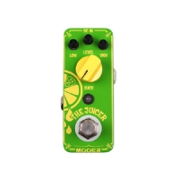 The Juicer MOOER - Overdrive Pedal (Neil Zaza signature)