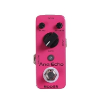 Ana Echo MOOER - Analog Delay Pedal