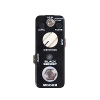 Black Secret MOOER - Distortion Pedal