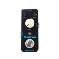 Blues Crab MOOER - Blues Drive Pedal